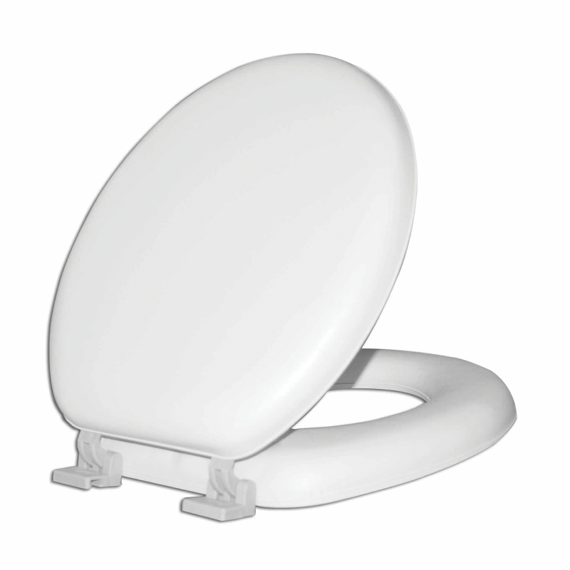 2050 Comfort Toilet Seat With Cushion (Poly Bag Packing)