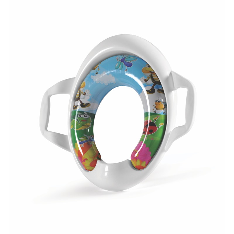 2056 Comfort Lux Toilet Seat For Kids (Poly Bag Packing)