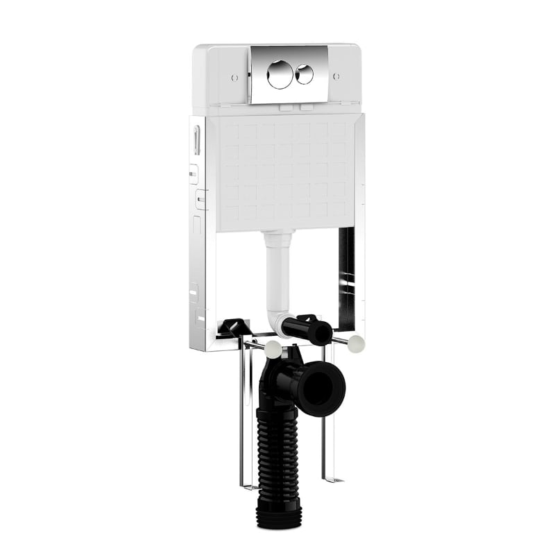 4500 In-Wall Concealed Cistern For Brick Walls