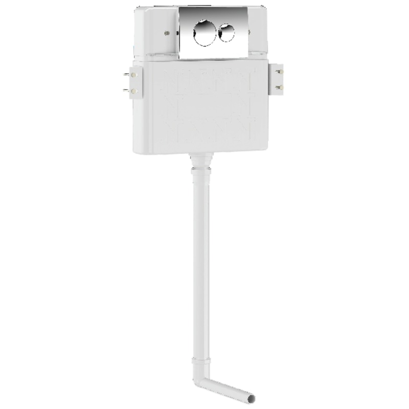 4502 In-Wall Concealed Cistern For Oriantal Pan