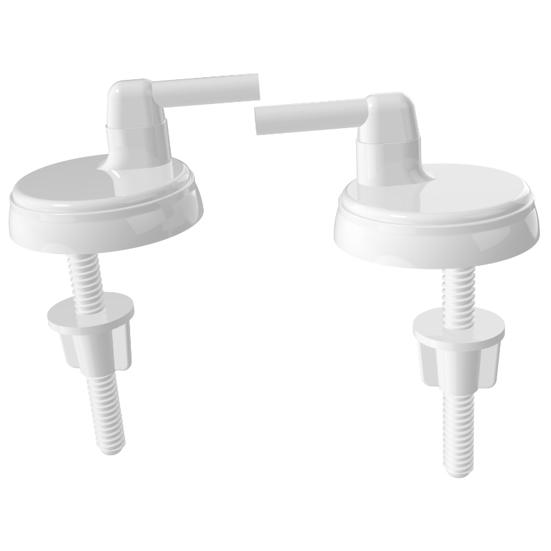7028 Hinges For King Toilet Seat