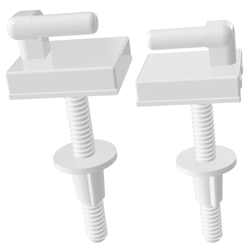 7029 Hinges For Shell Model Toilet Seat