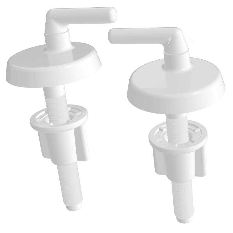 7036 Hinges For Solo Toilet Seat