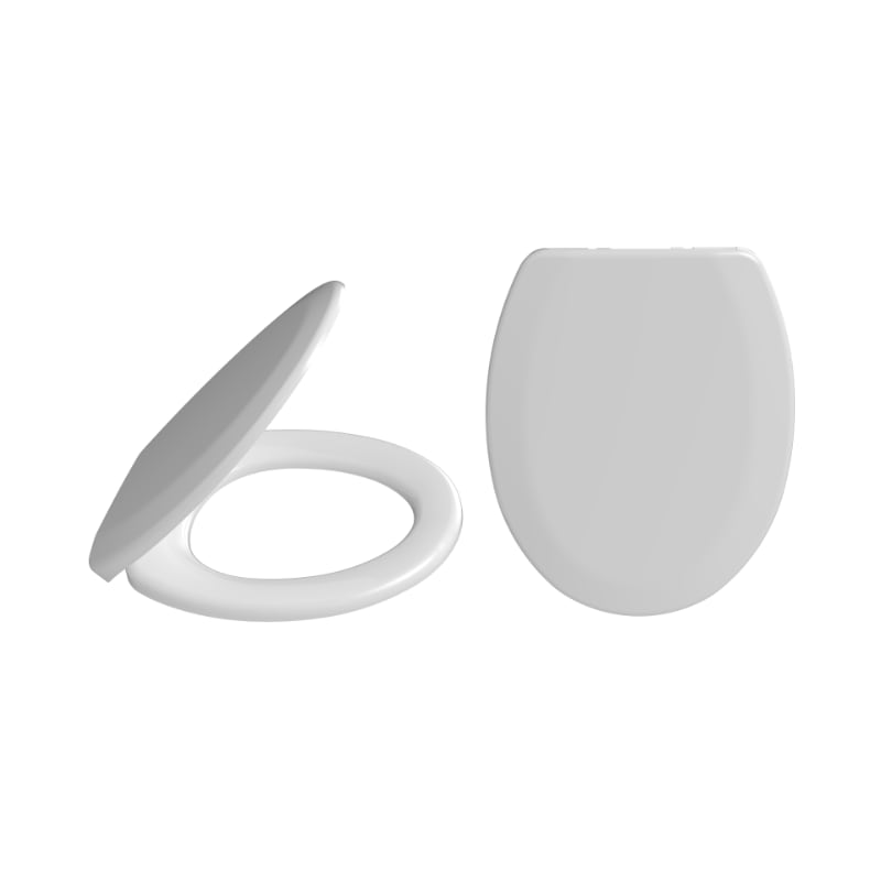 2065 Queen Soft Close Duroplast Toilet Seat (Box Packing)