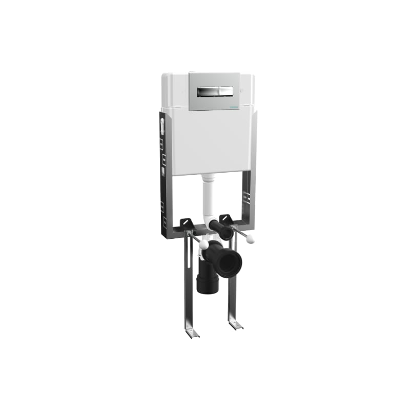 4510 In-Wall Concealed Cistern For Brick Walls (With Line Button)